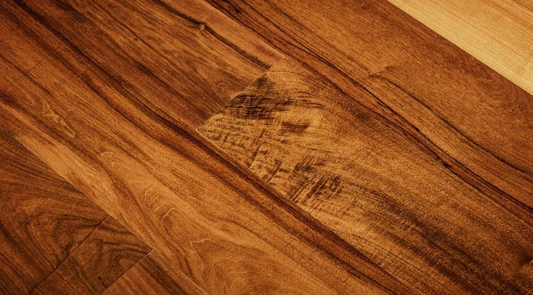 Podłoga lakierowana