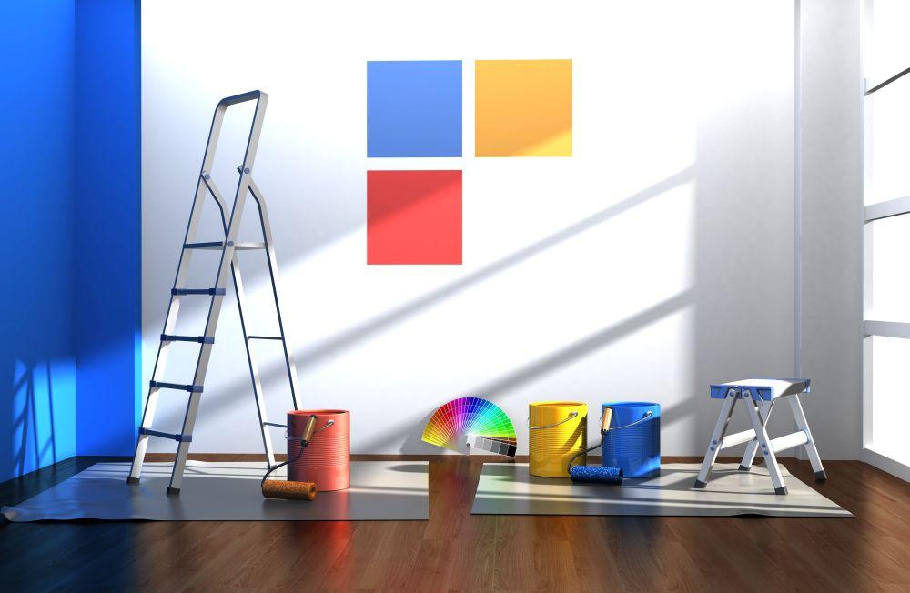 Kiedy warto zlecić malowanie domu firmie?