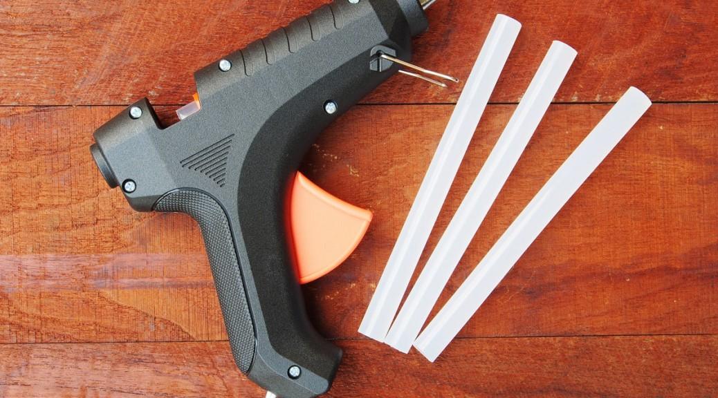 ręczne pistolety do kleju