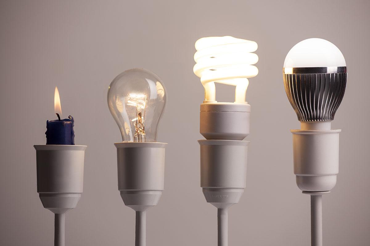 Czym się różni zwykła żarówka od lampy LED?
